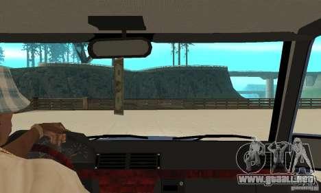 Mercedes-Benz G500 1999 Short [with kangoo v2] para la visión correcta GTA San Andreas