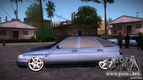VAZ-2112 LT para GTA San Andreas left