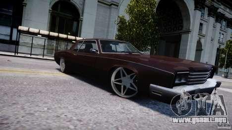 Buccaner Tuning para GTA 4
