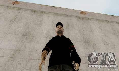 Piel de Bmydrug para GTA San Andreas segunda pantalla