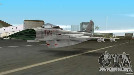J-10 para GTA Vice City left