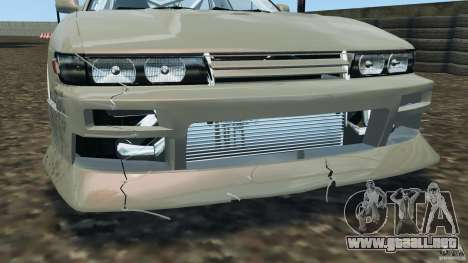 Nissan Silvia S13 DriftKorch [RIV] para GTA motor 4
