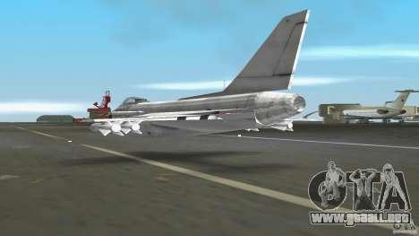 J-10 para GTA Vice City visión correcta