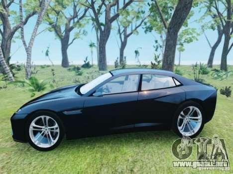 Lamborghini Estoque para GTA 4 left