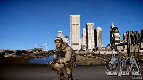 Precio del capitán de COD MW3 para GTA 4 séptima pantalla