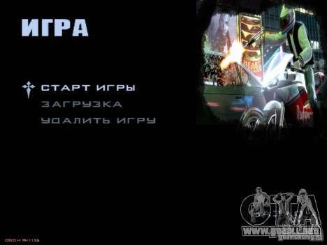 Nuevas pantallas de Miami + bonus para GTA San Andreas tercera pantalla