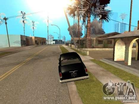 Volga 21 para la visión correcta GTA San Andreas