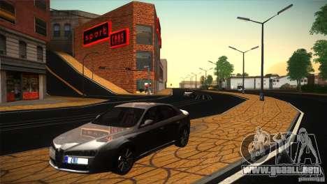 San Fierro Upgrade para GTA San Andreas