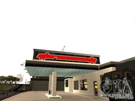 Garaje GRC en SF para GTA San Andreas segunda pantalla