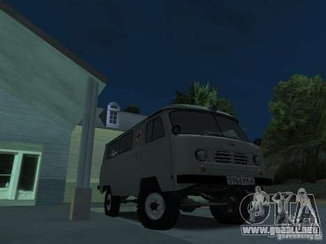 UAZ 451A para GTA San Andreas