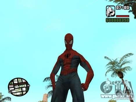 Spider-man 2099 para GTA San Andreas