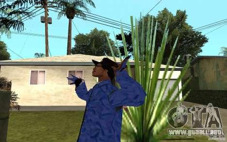 Crips 4 Life para GTA San Andreas tercera pantalla