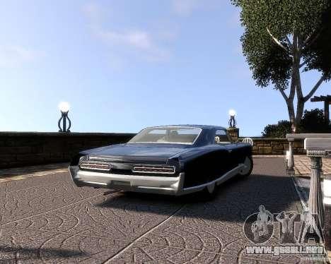Pontiac Bonneville 1966 para GTA 4 visión correcta