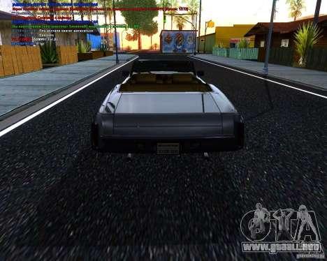 Chevy Monte Carlo Ragtop 1970 para GTA San Andreas left