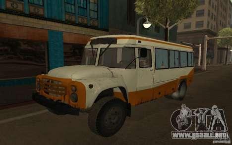 Kavz 3976 KAVZOZIL para GTA San Andreas