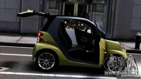 Smart ForTwo 2012 v1.0 para GTA 4 left