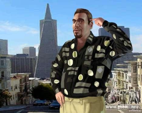 Pantalla de arranque en San Francisco para GTA 4 segundos de pantalla