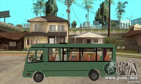 SURCO 3203 para GTA San Andreas left