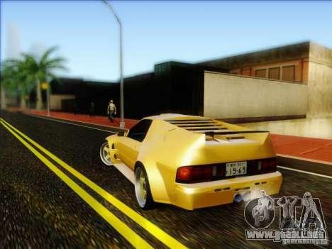 Diablo-Seven para GTA San Andreas left