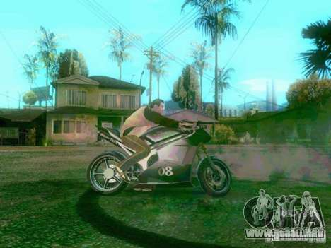 NEW NRG-500 para la visión correcta GTA San Andreas