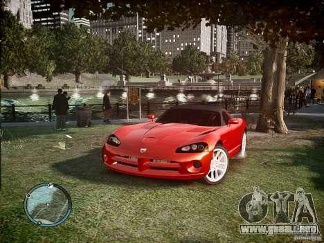 Dodge Viper SRT-10 2003 para GTA 4