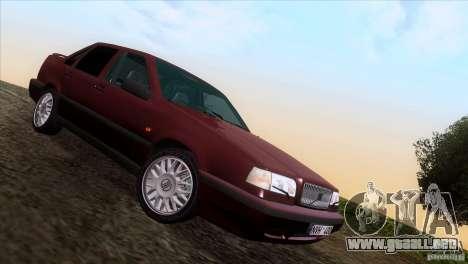 Volvo 850 Final Version para GTA San Andreas