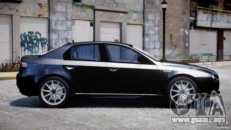 Alfa Romeo 159 Li v2 para GTA 4 left