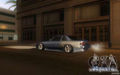Nissan Silvia S13 Odyvia para GTA San Andreas left