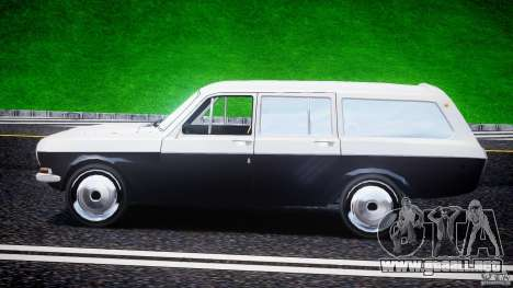 GAZ 24-12 1986-1994 Stock Edition v2.2 para GTA 4 vista interior