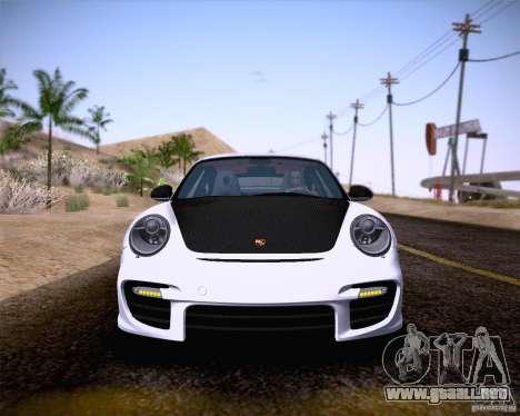 Porsche 911 GT2 RS 2012 para la visión correcta GTA San Andreas