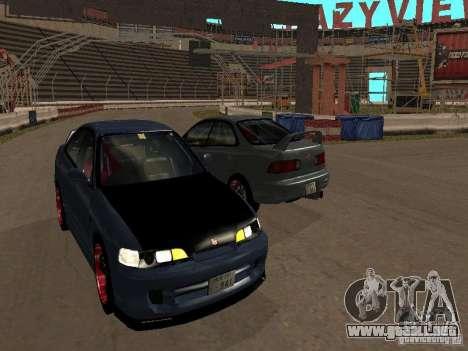 Honda Integra TypeR para GTA San Andreas