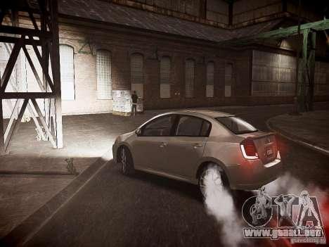 Nissan Sentra SE-R Spec V para GTA 4 visión correcta