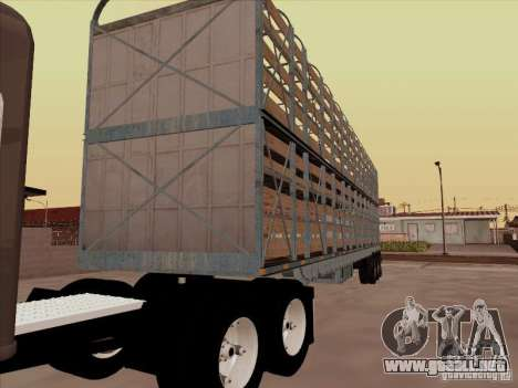 Trailer de Mack RoadTrain para GTA San Andreas