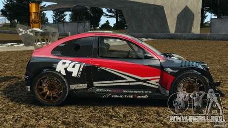 Colin McRae R4 Rallycross para GTA 4 left