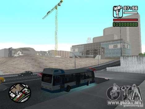 DAF para la visión correcta GTA San Andreas