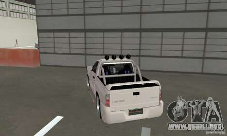 Dodge Ram SRT-10 Tuning para GTA San Andreas left