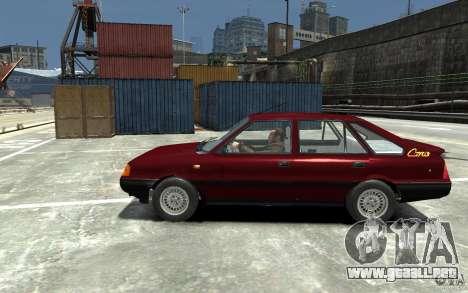 FSO Polonez Caro 1.4 16V para GTA 4 left