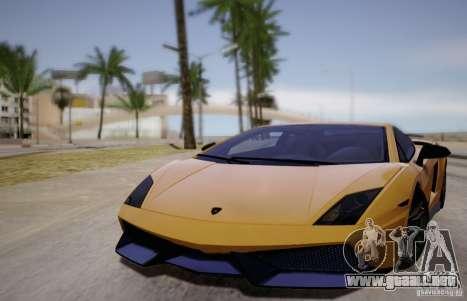 CreatorCreatureSpores Graphics Enhancement para GTA San Andreas segunda pantalla