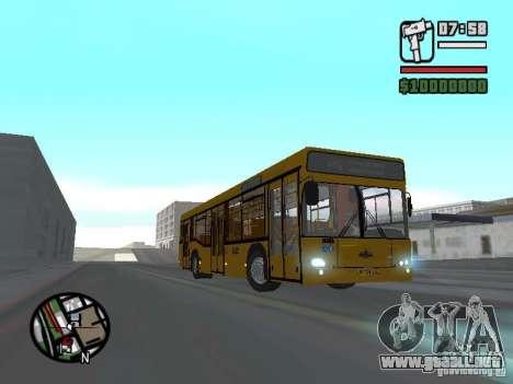 MAZ 103.465 para GTA San Andreas