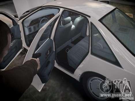 Chevrolet Caprice 1993 Rims 1 para GTA motor 4