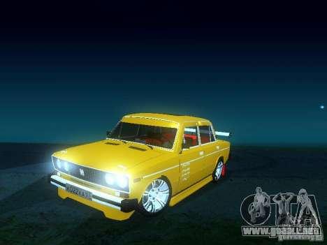 VAZ 2106 SPARKO para GTA San Andreas