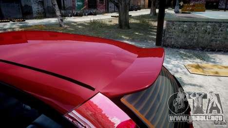 Ford Focus SVT para GTA 4 ruedas
