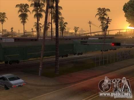 Carro # 59004960 para la visión correcta GTA San Andreas