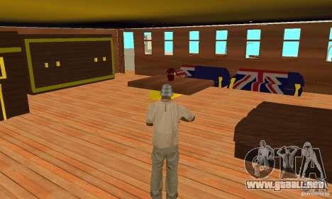 RMS Titanic para el motor de GTA San Andreas