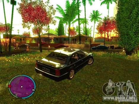 Lotus Carlton 1989 para GTA San Andreas left
