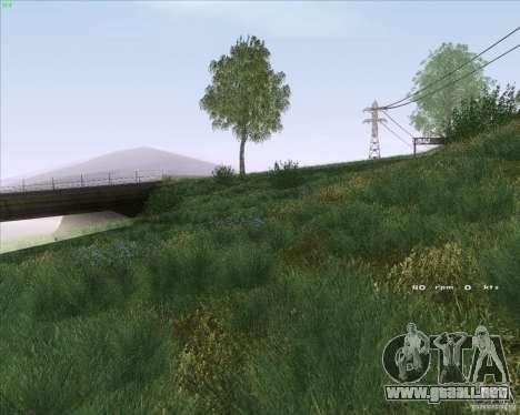 Project Oblivion 2010HQ para GTA San Andreas