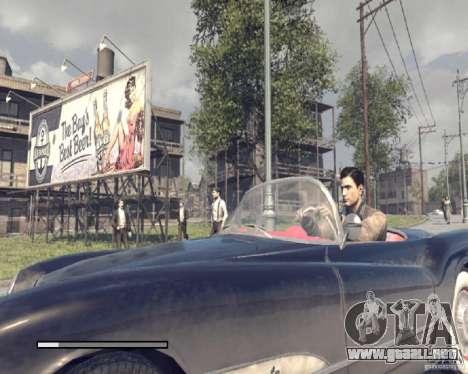 Pantallas de carga de Mafia 2 para GTA San Andreas octavo de pantalla
