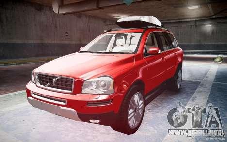 Volvo XC 90 para GTA 4