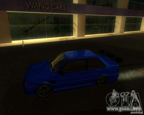 VAZ 2115 coupe para GTA San Andreas left