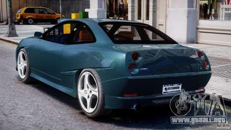 Fiat Coupe 2000 para GTA 4 visión correcta